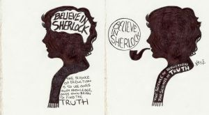 Believe In Sherlock by lonelydancer
