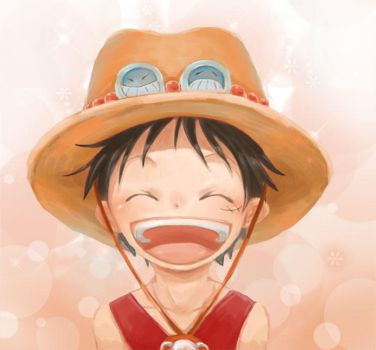 Monkey D. Luffy by TheScarletBerserker