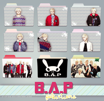 b.a.p folder icons (request) by stopidd