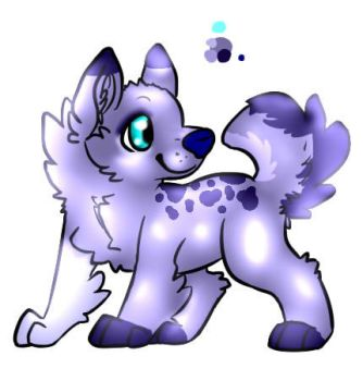 Pup for Aqua by Kitkat-Adopts