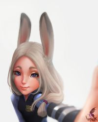 Judy Hopps by vinrylgrave