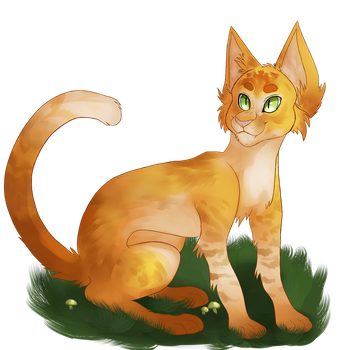 Fireheart~ by CameronCassian
