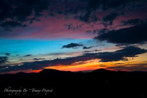 Fire In The Mountains #5772 by TommyPropest-Candler