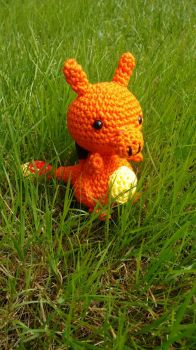 Charizard Amigurumi by holy-turtle
