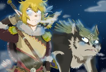 Breath of the Wild [Gift for BanzaiLuffy] by Hukkis