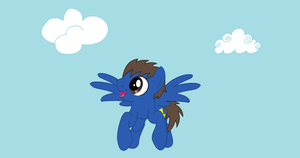 OC Request: Thunder on flight by IronwoodAKACleanser