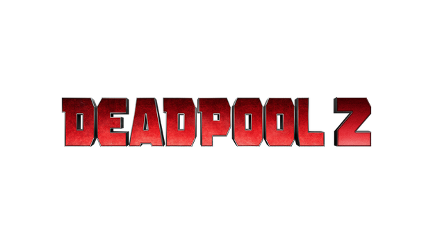 Deadpool 2 - Cutted Out Logo by ArtBasement