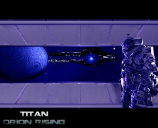 TITAN: Orion Rising - Relay by Neo222