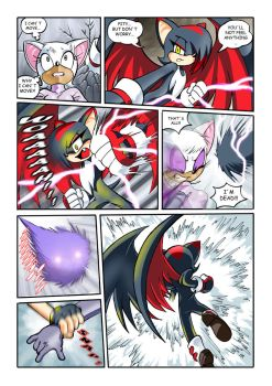 sonic fancomic page4 by chochi