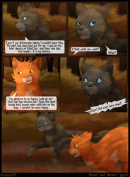 Warriors: Blood and Water - Page 81 by KelpyART