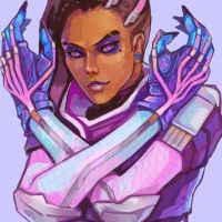 Sombra by Swallowchaser