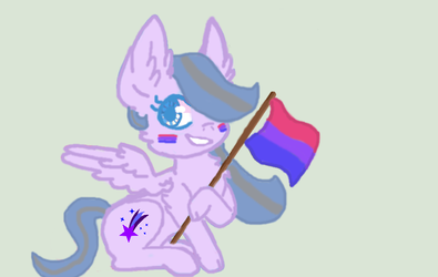 Bisexual and Beautiful by Icefeather21