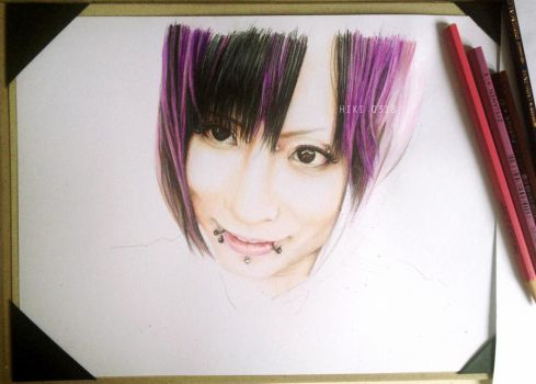 Manew (in progress) by Hiki-Hiki