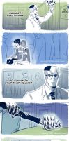 Voltron in Kingsman AU by shevoj