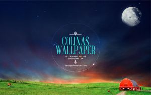 Colinas Wallpaper PSD Source by EAMejia