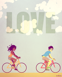 Love is in the air by miss-edbe