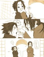 Uchiha Brothers by osy057