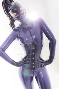 Purple Fetish by Lucawahid