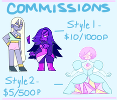 paypal commissions: unlimited slots OPEN by raine-bot