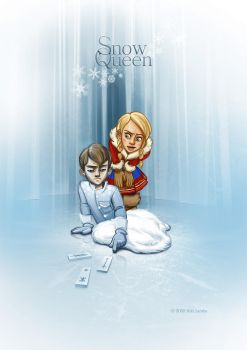 Snow Queen by robmmad16