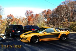 Acura NSX Timothy Design by Adry53
