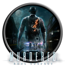 Murdered - Soul Suspect Icon by cedry2kio