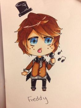 Human!Freddy Chibi by hay0225