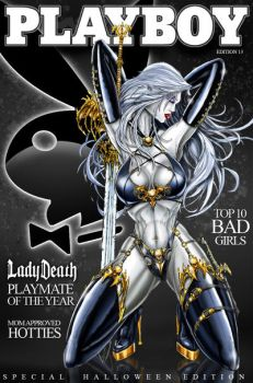 Lady Death final by jamietyndall