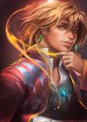 Howl by sakimichan