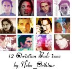 Christian Bale icons by NekoOrihime