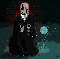 Dr. Gaster by Poplasia