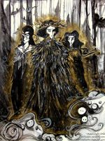 The Coven by MademoiselleOrtie