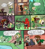 Link, young warrior? by shadowisp