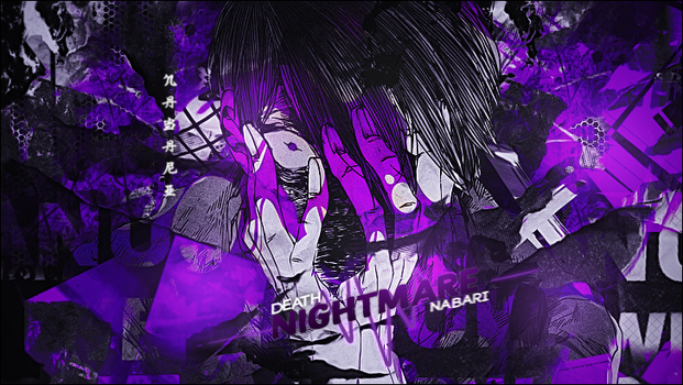 { Banner } Nightmare [Collabs] - Death - by NabariGraph