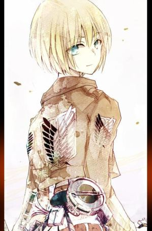 Jealous!Armin x Reader by SpiritOfSpace on DeviantArt