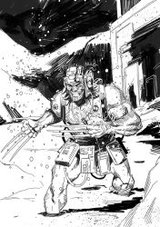 Weapon X by IttoOgamy