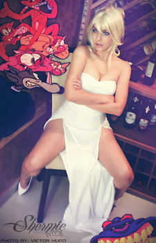 Holli Would by Shermie-Cosplay