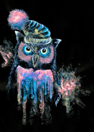 Owlie-coloured by Aadavy