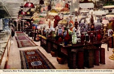Vintage Shopping - Vantine's Oriental Store, NYC by Yesterdays-Paper
