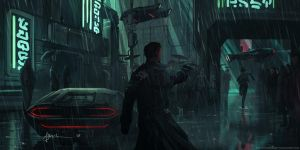 Blade Runner by onlychasing-safety