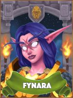 Fynara Badge by Fynara