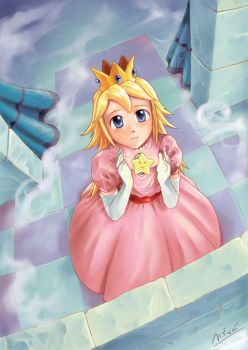 Princess Peach by garun