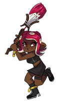 agent 8 by onetts