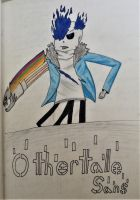 OtherTale Sans by LibraryCrew