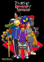 Lethal League by Rensaven