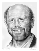 Ron Howard by gregchapin