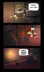 Freaky Little Mario by LostFox18