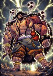 ONE PIECE KAIDO n ENEL COMMISSION by marvelmania