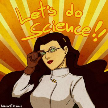 Let's do Science with Asami by Ramavatarama