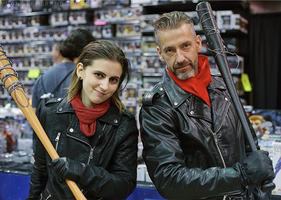 Double Negan by MonsterBrand